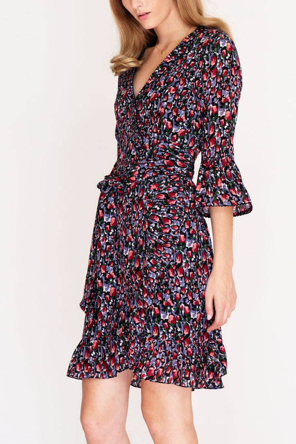 Selina Wrap Dress