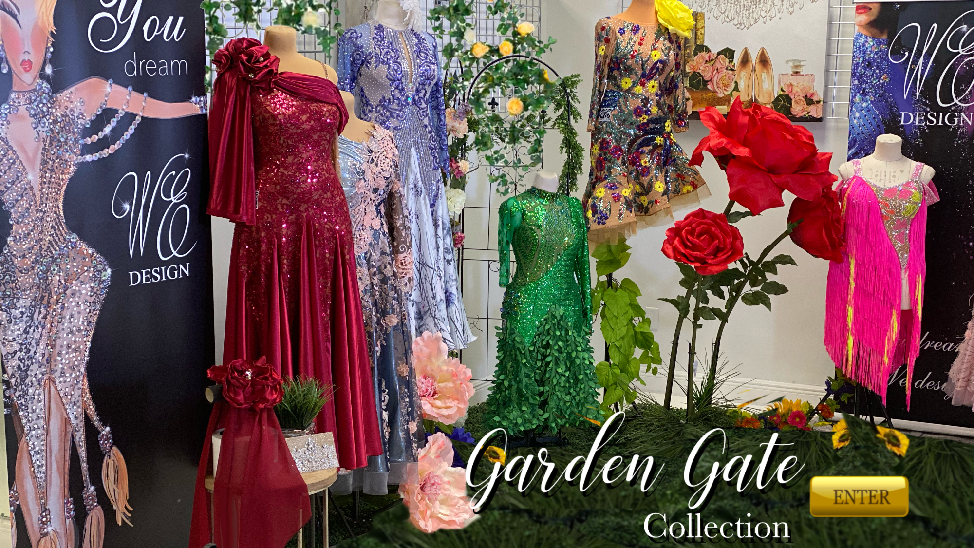 The Garden Gate Collection