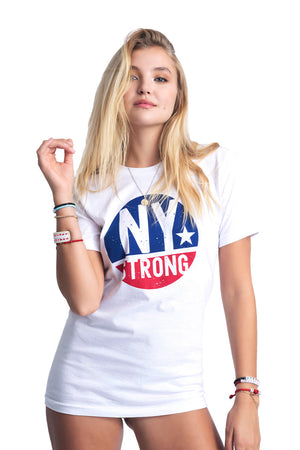 Load image into Gallery viewer, NY STRONG Tee