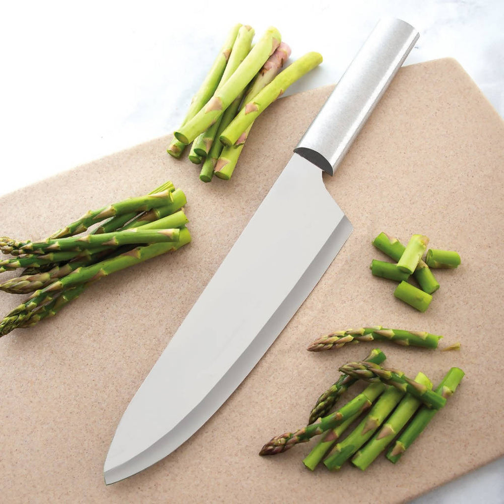 French Chef Knife - Silver
