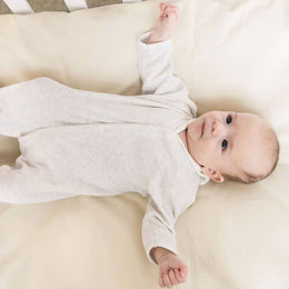 American Made Cotton Crib Sheets Organic - White