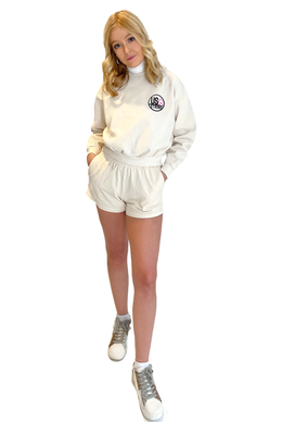 Alex Sweatshirt Cream