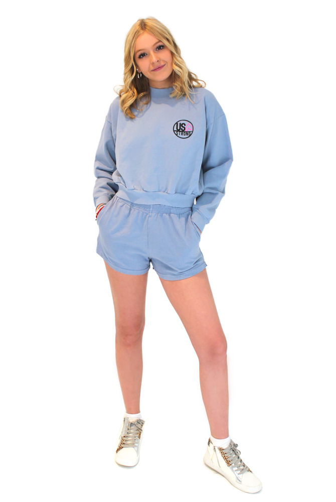 Blue Alex Sweatshirt