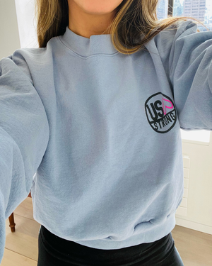 Load image into Gallery viewer, Blue Alex Sweatshirt