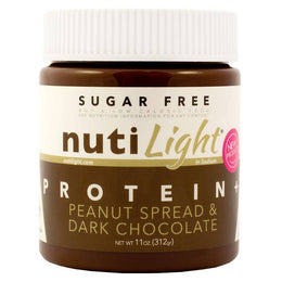 Nutilight Protein Plus Peanut Spread & Dark Chocolate