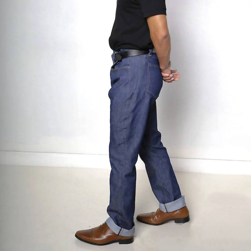 Classic 2 Big & Tall Bootcut Regular Fit Jean - Autumn Blue