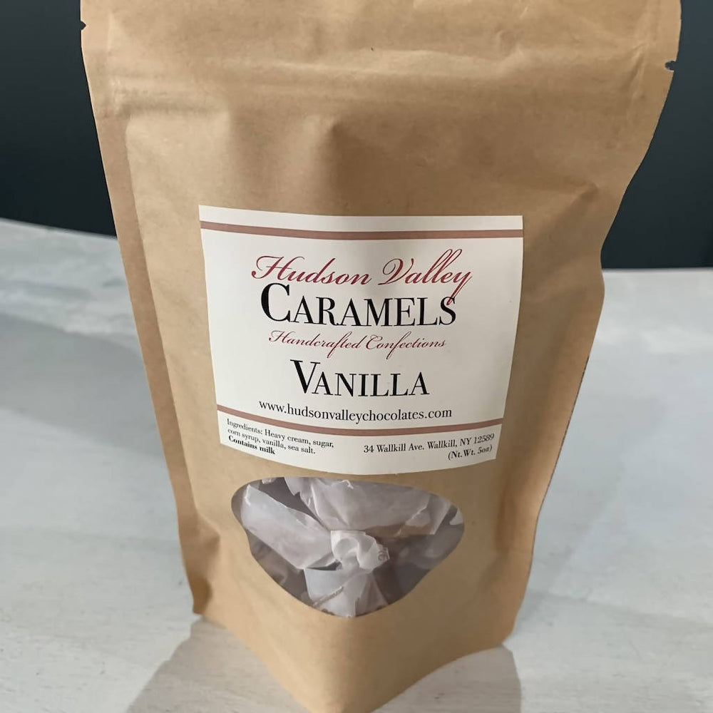 Hudson Valley Vanilla Caramels - 2 Pack - 5oz each
