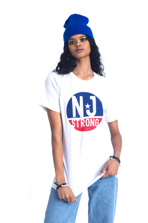 Load image into Gallery viewer, NJ STRONG Tee