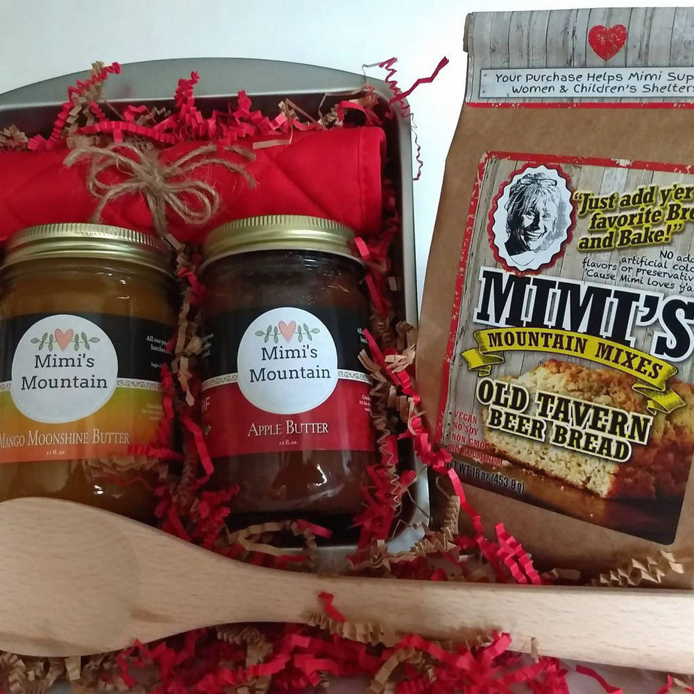 Mimi's Bread & Mango + Apple Butter - Make at Home Kit