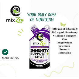 Citrus Berry Immunity Support Shot 14 Day Supply - 10 fl oz