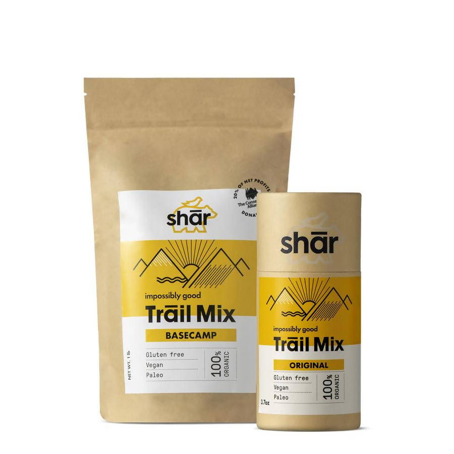 Trail Mix Bag and Tube- 1 lbs, 1.7oz