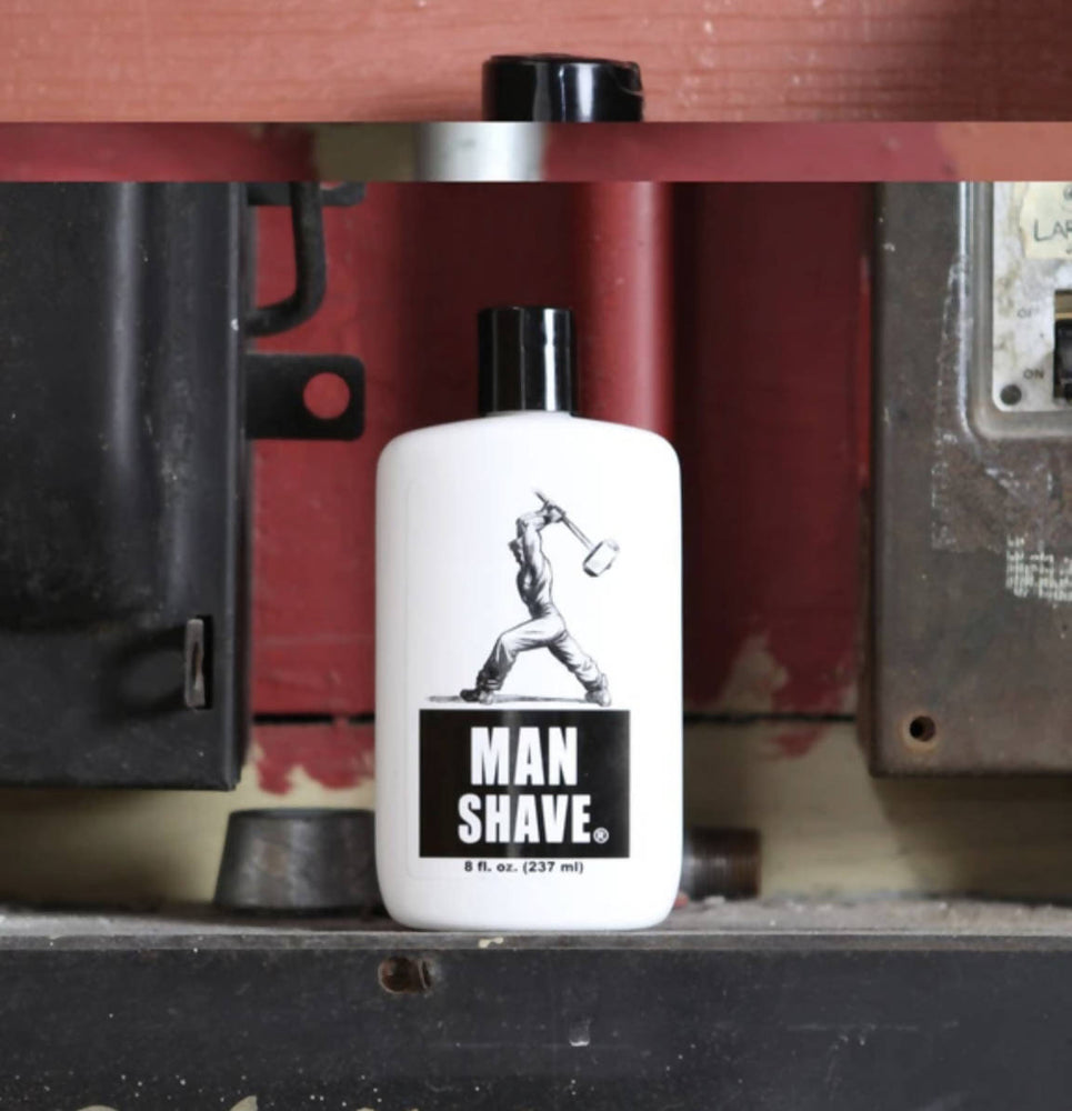 Load image into Gallery viewer, Man Sac™ Lotion - Wash - Rise - Shave - 4 Pack