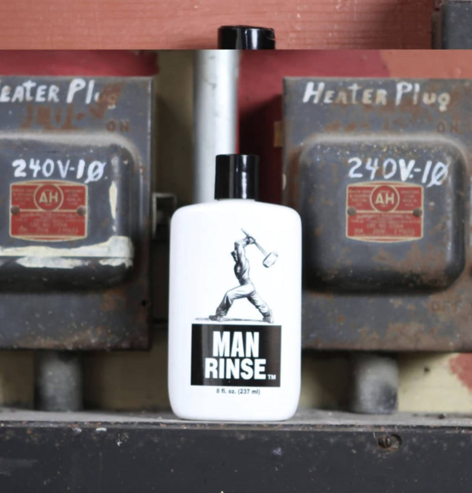 Man Rinse® Beard and Hair Conditioning Rise- 8oz.