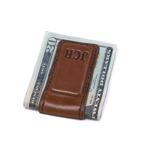 Load image into Gallery viewer, Magnetic Money Clip - Buck Brown
