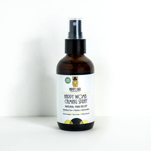 Load image into Gallery viewer, Happy Womb Spray with Hemp - 2 oz