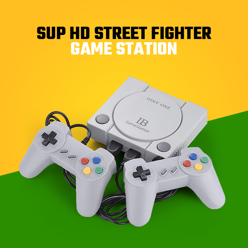 SUP HD STREET FIGHTER GAME STATION