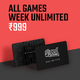 WEEK UNLIMITED MEMBERSHIP PASS