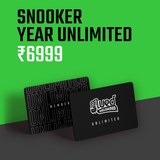 SNOOKER YEAR UNLIMITED MEMBERSHIP PASS