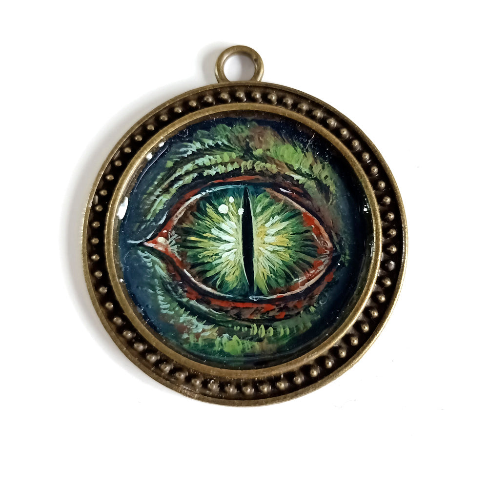 DRAGON EYE I - Pendant