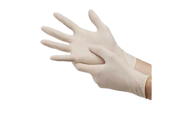 Latex Medical Exam Gloves, Case of 1000 Gloves (Powder-Free) - The Glove Store