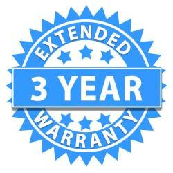 3 YEAR WARRANTY - MONTCARE-3199