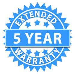 5 YEAR WARRANTY - MONTCARE-2799