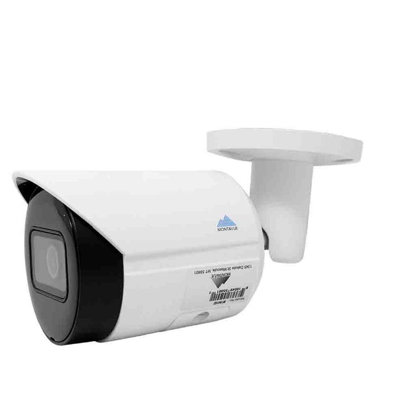 Montavue 16 Channel Commercial Security System w/ 8 4MP IP Bullet Cameras, 3TB HDD