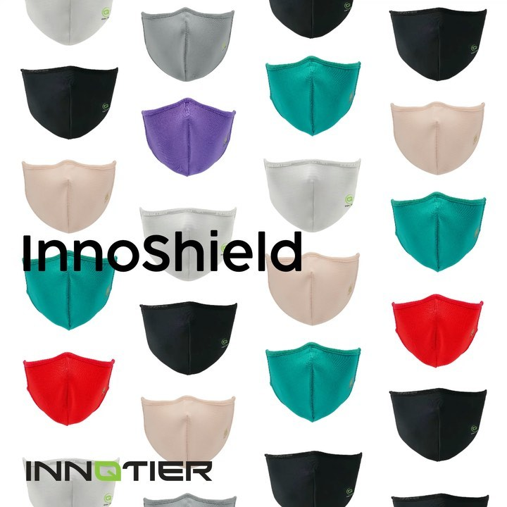 InnoTier - Help the planet by using less disposable masks!