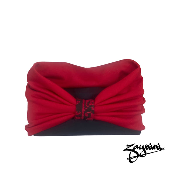 MARIAM RED & BLACK