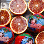 Load image into Gallery viewer, Cut blood oranges