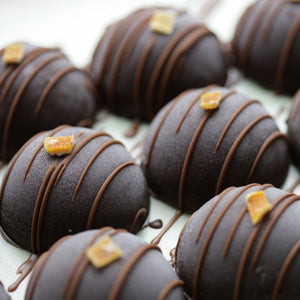 Jaffa bombes lined up