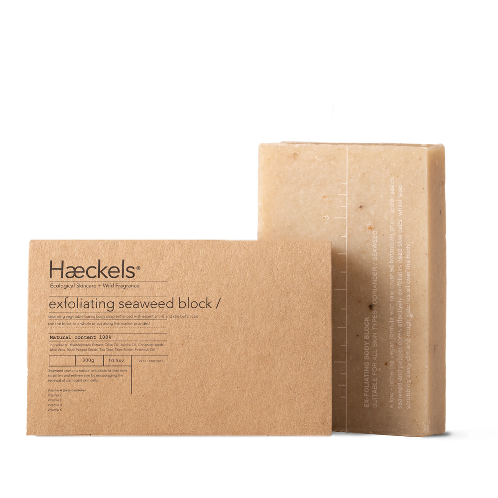 Exfoliating Vegan Seaweed Block (320g)
