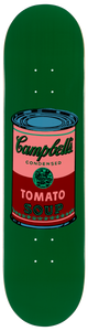 Andy Warhol Coloured Campbell's Soup Blood