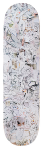 Vik Muniz Eight Color Spectrum White