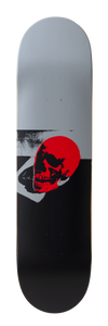 Andy Warhol Skull Red