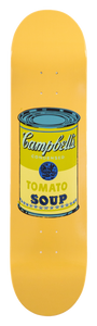 Andy Warhol Coloured Campbell's Soup Beige