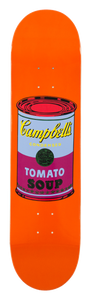 Andy Warhol Coloured Campbell's Soup Purple