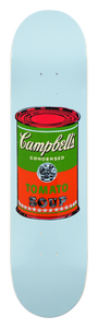 Andy Warhol Coloured Campbell's Soup Red