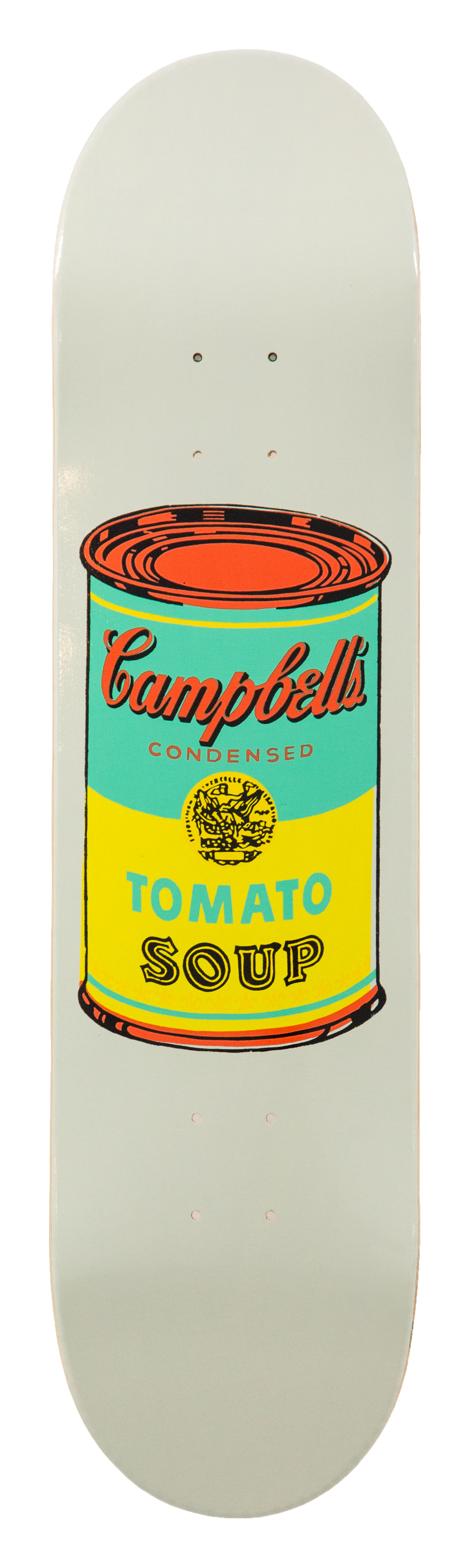 Andy Warhol Coloured Campbell's Soup Yellow