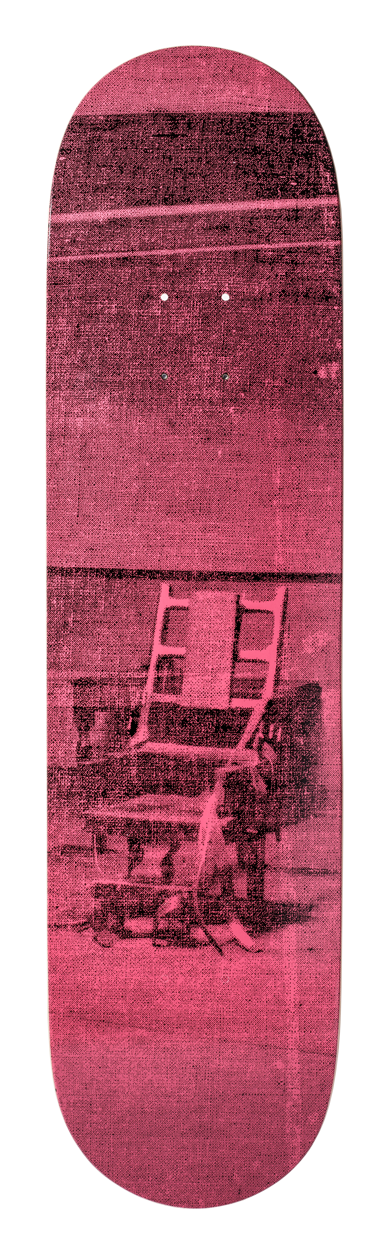 Andy Warhol Electric Chairs Pink