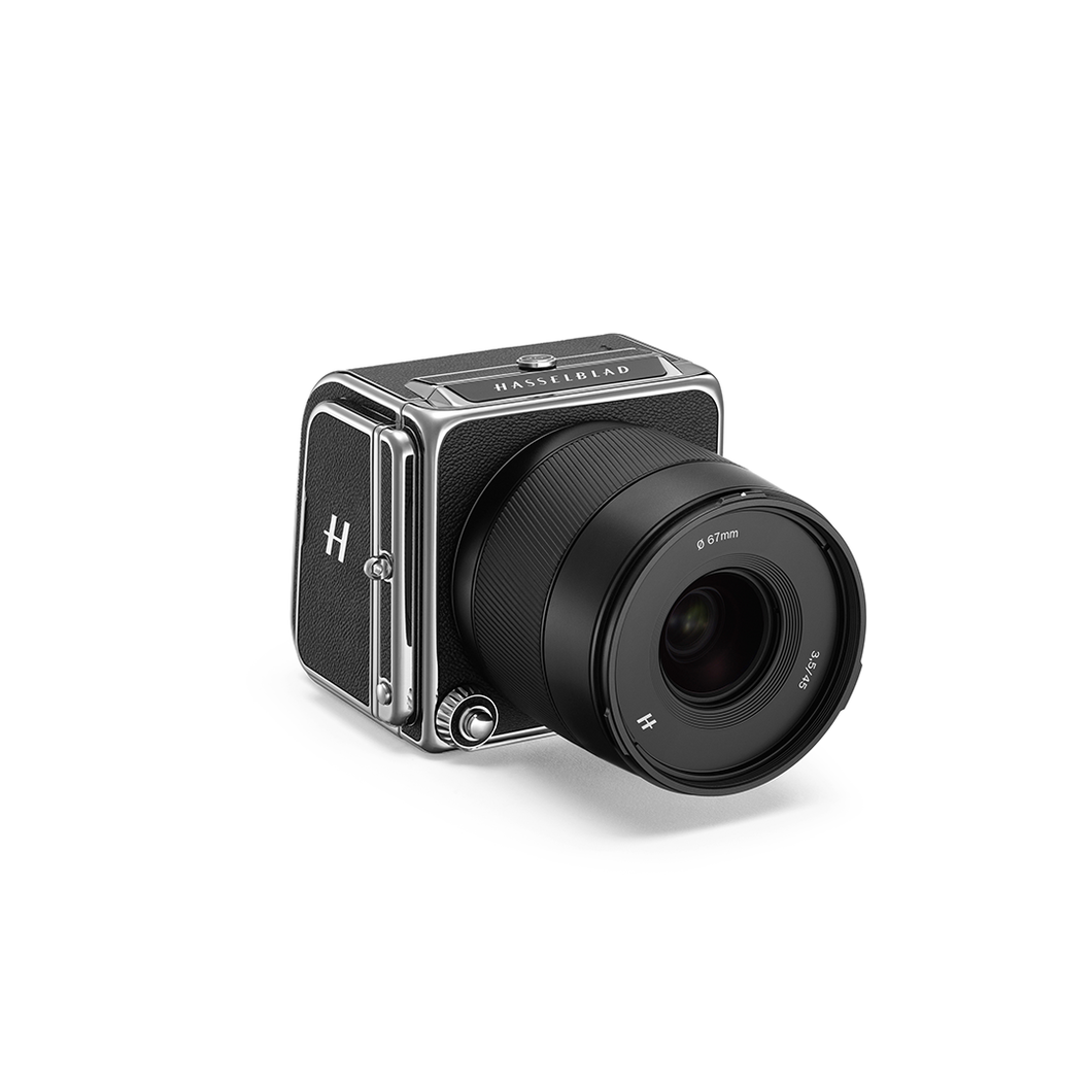 907X 50C Mirrorless Medium Format Digital Camera