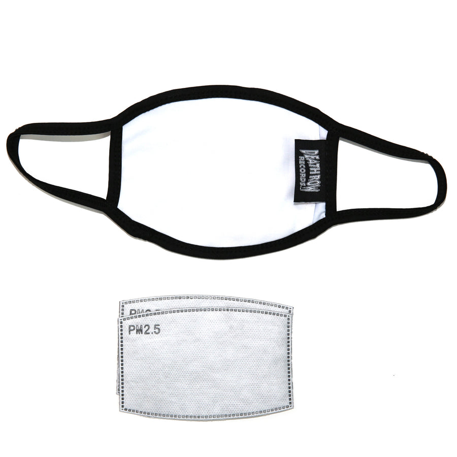 Death Row Records Fashion Face Masks PM2.5 Filter