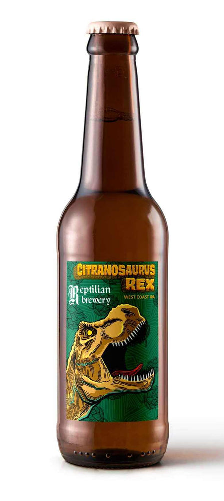 Load image into Gallery viewer, Citranosaurus Rex - Reptilian Brewery