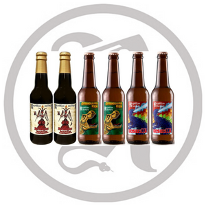 Load image into Gallery viewer, Pack Cervezas Reptilian Brewery