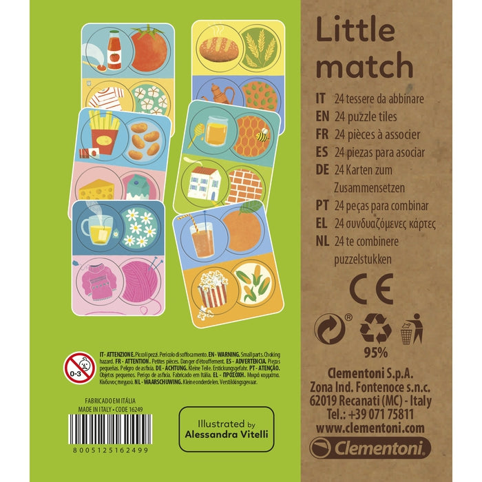 Little Match - Prima e Dopo