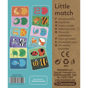 Little Match - Animali e Texture