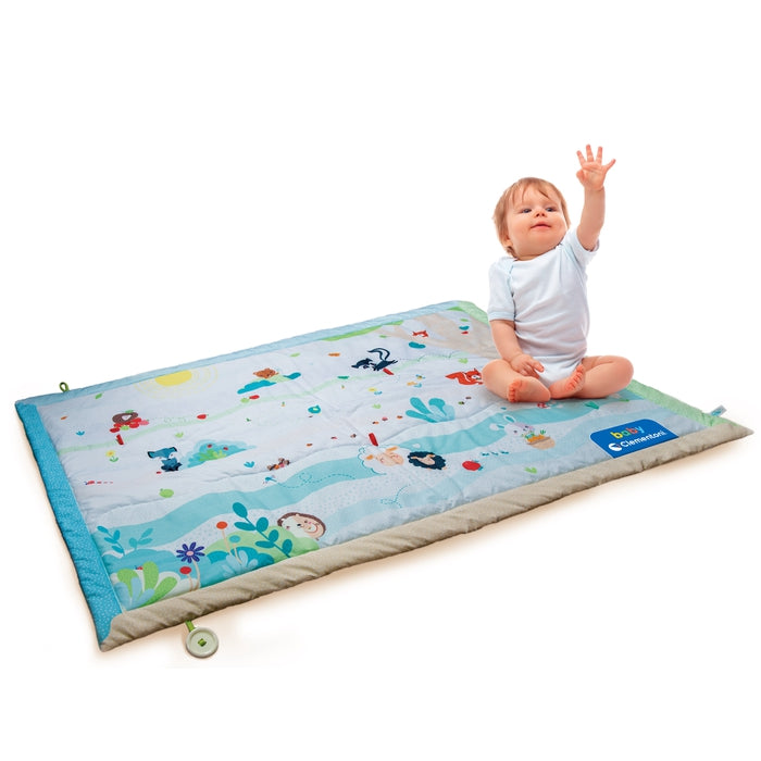 Baby Clementoni for you - Baby Friends Soft Play Mat