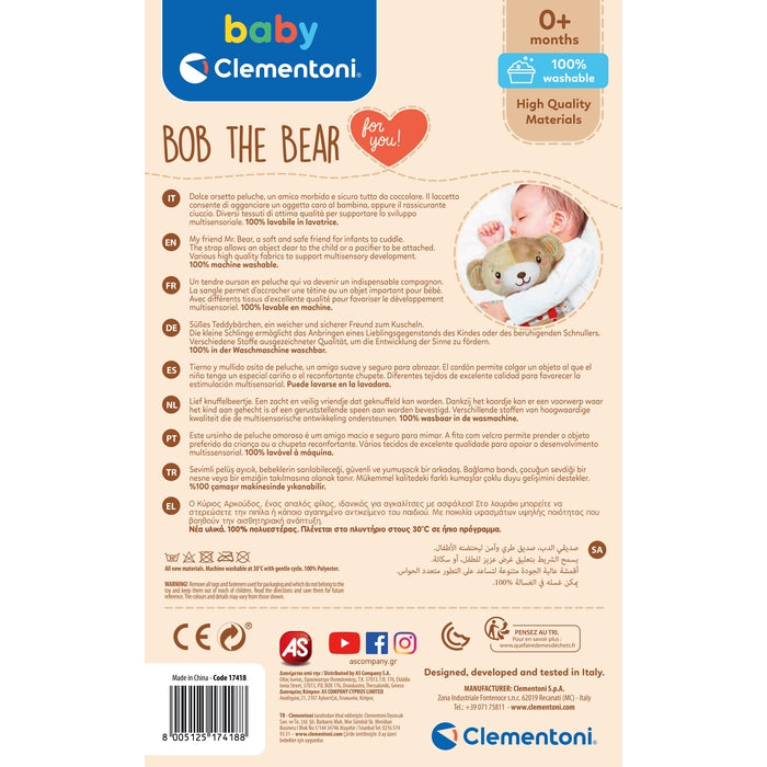 Baby Clementoni for you - Bob the Bear