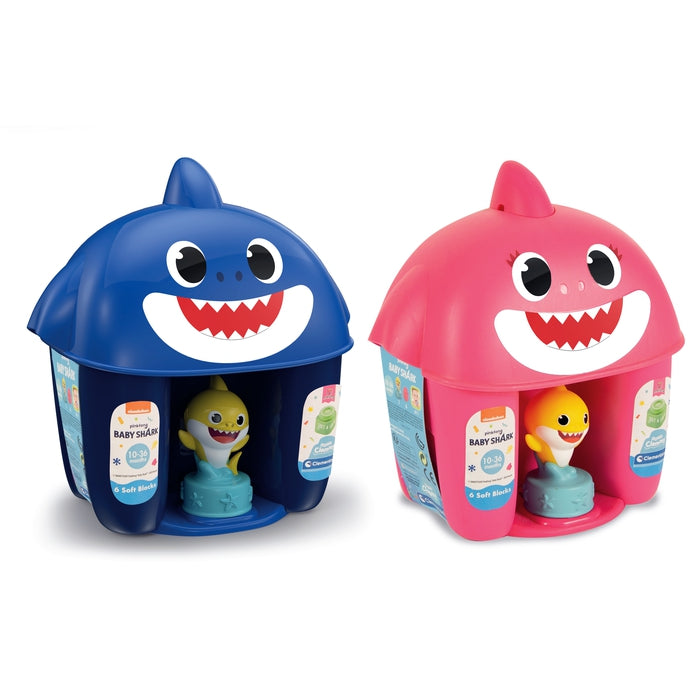 Baby Shark Clemmy family bucket
