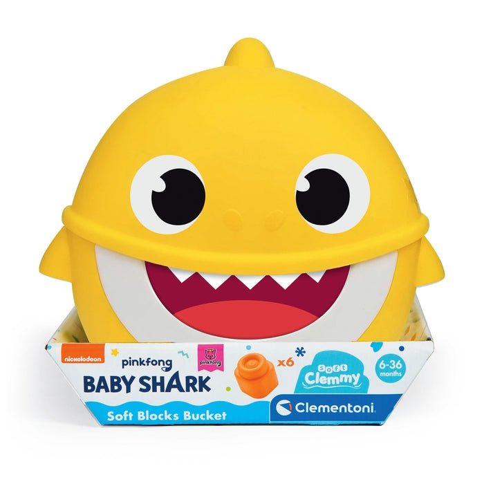 Baby Shark Clemmy Small Bucket